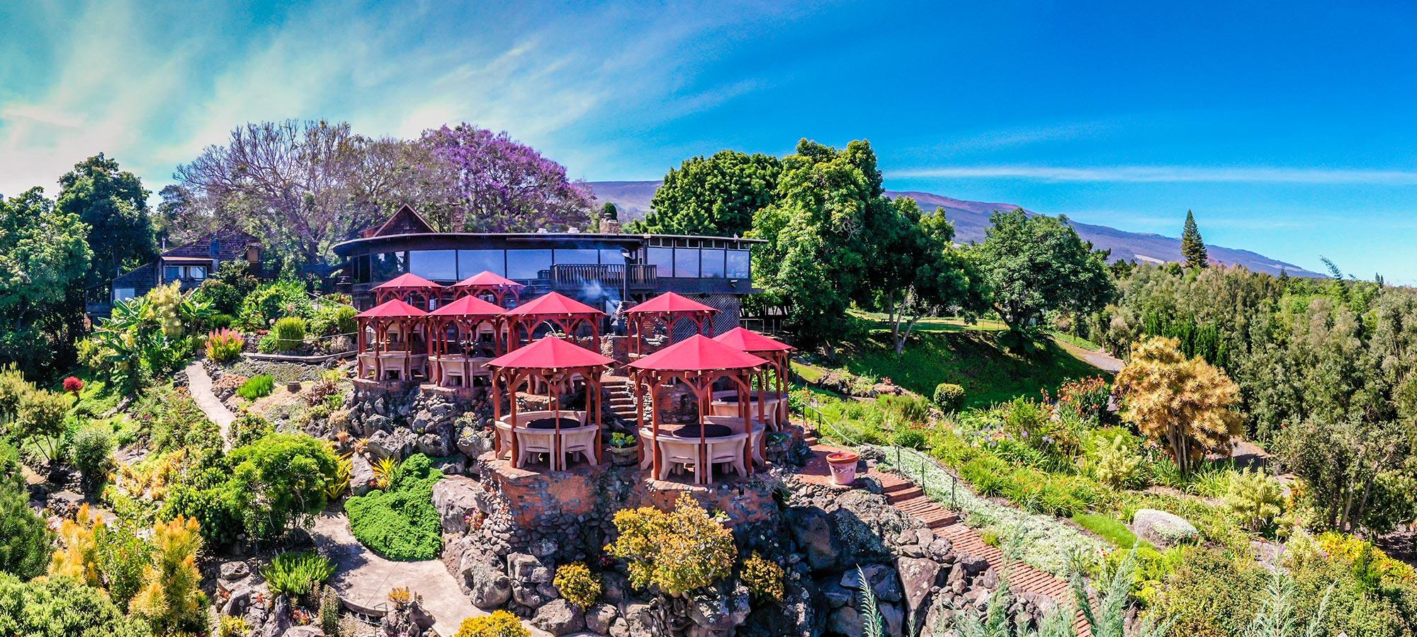 Kula Lodge Restaurant
